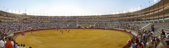 Corrida arena. In south Spain, El Puerto de Santa Maria town Royalty Free Stock Photo