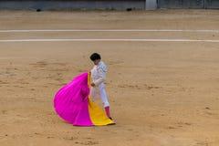 Corrida en Madrid, España Fotos de archivo