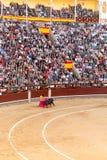 Corrida en Madrid, España Imagen de archivo