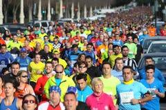corrida 5K Fotografia de Stock