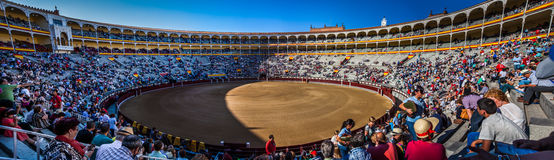 Before the Corrida Royalty Free Stock Photography