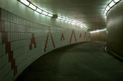 corridar endless Στοκ εικόνα με δικαίωμα ελεύθερης χρήσης