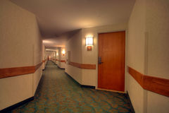 Corridoio #7 della casetta Fotografie Stock