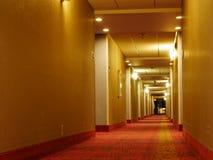 Corridoio allo sconosciuto immagini stock libere da diritti