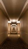 Corridoio antiquato Fotografia Stock