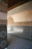 Corridoio arabo Fotografia Stock Libera da Diritti