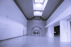 Corridoio arcato Fotografie Stock