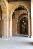 Corridoio con arcata Immagini Stock