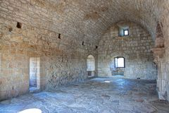 Corridoio dei crociati Fotografia Stock Libera da Diritti