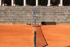 Corridoio del campo da tennis di Jamor Portogallo Immagini Stock