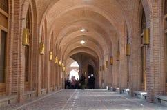 Corridoio del Caravansary Immagine Stock