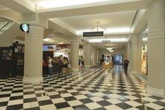 Corridoio del centro commerciale Fotografia Stock Libera da Diritti