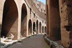 Corridoio del Colosseo Fotografia Stock Libera da Diritti