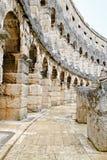 Corridoio del Colosseo Immagine Stock Libera da Diritti