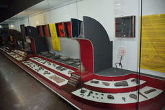 Corridoio del museo Fotografia Stock Libera da Diritti