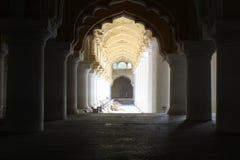 Corridoio del palazzo Fotografie Stock