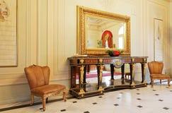 Corridoio del palazzo del Bosporus Fotografia Stock