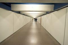Corridoio del sottopassaggio Fotografie Stock