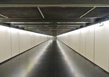 Corridoio del sottopassaggio Fotografia Stock