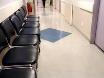 Corridoio dell'ospedale Immagine Stock