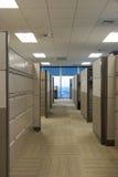 Corridoio dell'ufficio Immagini Stock