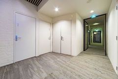 Corridoio dell'ufficio Immagine Stock