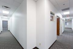 Corridoio dell'ufficio Immagini Stock Libere da Diritti