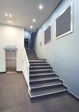 Corridoio della costruzione Fotografia Stock