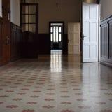 Corridoio della High School Immagine Stock Libera da Diritti