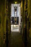 Corridoio della prigione Immagine Stock Libera da Diritti