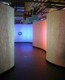 Corridoio della TV Fotografie Stock Libere da Diritti