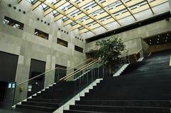 Corridoio di affari Fotografia Stock Libera da Diritti