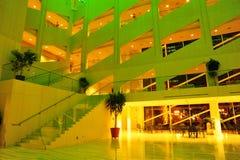 Corridoio di città di Edmonton Fotografia Stock