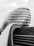 Corridoio di città di Londra Fotografia Stock