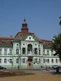 Corridoio di città di Zrenjanin, Serbia fotografie stock libere da diritti