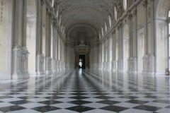 Corridoio di marmo Immagini Stock