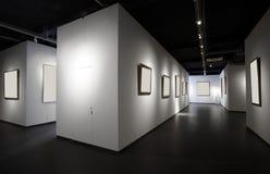 Corridoio di mostra fotografie stock libere da diritti