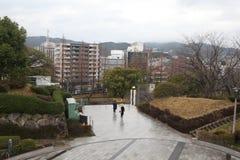 Corridoio di pace di Nagasaki Fotografia Stock Libera da Diritti
