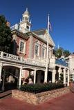 Corridoio di presidenti, Disneyland Immagini Stock Libere da Diritti