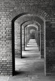 Corridoio di Tortugas Immagine Stock Libera da Diritti