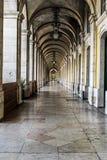 Corridoio ed arche Fotografia Stock Libera da Diritti