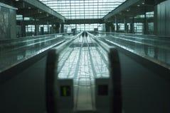 Corridoio enorme vuoto immagine stock libera da diritti