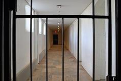 Corridoio Gated Fotografia Stock Libera da Diritti
