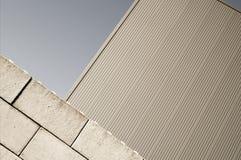 Corridoio industriale Fotografie Stock Libere da Diritti