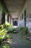 Corridoio invaso Fotografia Stock