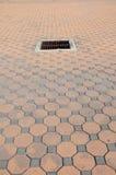 Corridoio modellato del pavimento. Immagine Stock Libera da Diritti