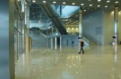 Corridoio moderno Fotografia Stock Libera da Diritti