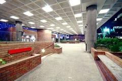 Corridoio moderno in città Fotografie Stock