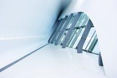 Corridoio moderno del terzo ponticello di Milenion Immagini Stock Libere da Diritti