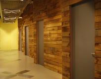 Corridoio moderno dell'ufficio Immagini Stock Libere da Diritti